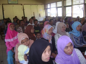 Sosialisai program komite